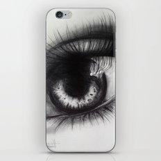 Eye Sketch 2 iPhone & iPod Skin