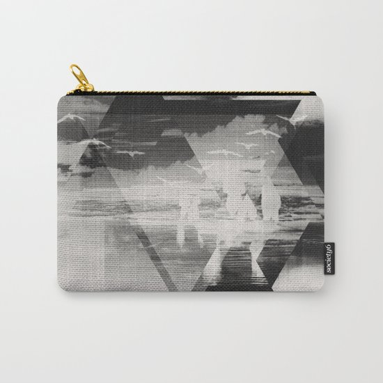Fractions 22 Carry-All Pouch