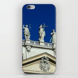 Vatican Statues iPhone Skin
