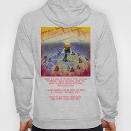 Top of the World Dream Hoody