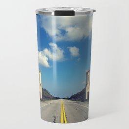 Your Adventure Awaits Travel Mug