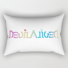 devilangel Rectangular Pillow