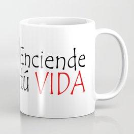 live on Coffee Mug