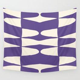 Zaha Ultra Violet Wall Tapestry