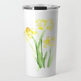 flora series iv Travel Mug