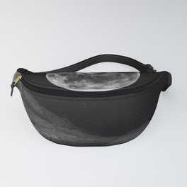 Between two moons Fanny Pack