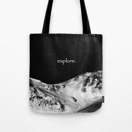 Go Explore Tote Bag