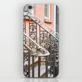 One Day in New York iPhone Skin