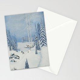 PEC LAKE TRAIL Stationery Cards