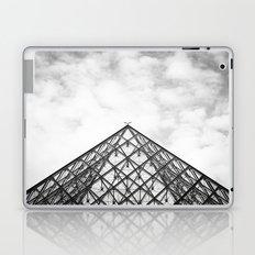 Louvre Pyramid Paris France Laptop & iPad Skin