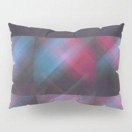Laser Plaid Pillow Sham