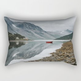 Norway I - Landscape and Nature Photography Rectangular Pillow