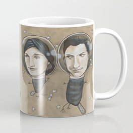 Outer Face Coffee Mug