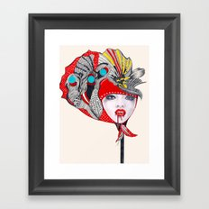 I Believe in Beauty 2 Framed Art Print