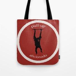 Pull-Up Aficionado Tote Bag
