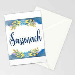 Sassenach Stationery Cards
