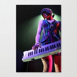 Vicky-T Canvas Print