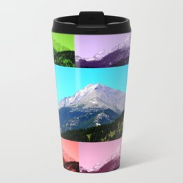 Sleeping Indian Travel Mug