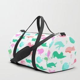 Let's nap! Duffle Bag