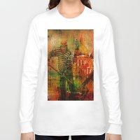 venice Long Sleeve T-shirts featuring Venice by Joe Ganech