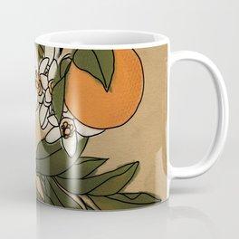 Sweet tangerines  Coffee Mug