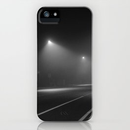 Strangers pass iPhone Case