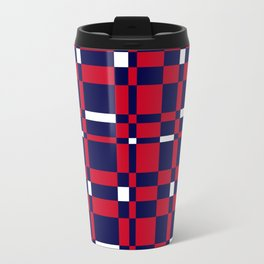 Union Jack Colours Travel Mug
