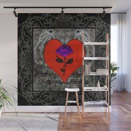 Music For The Soul Gothic Art Wall Mural