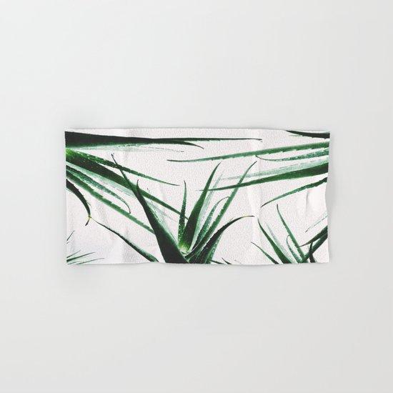 plant vibes Hand & Bath Towel
