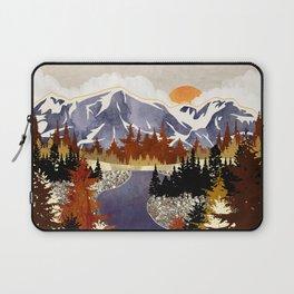 Autumn River Laptop Sleeve