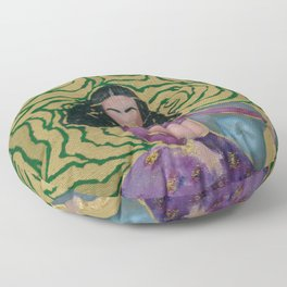 Queen's Ransom Floor Pillow