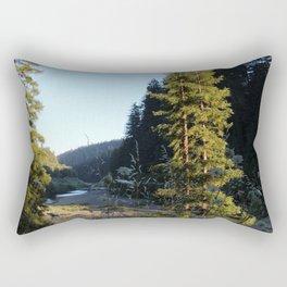 Eel River 2 Rectangular Pillow