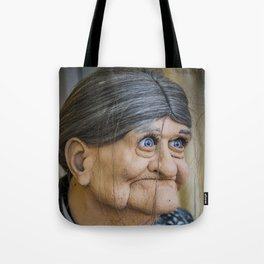 Ole Blue Eyes Is Back Tote Bag