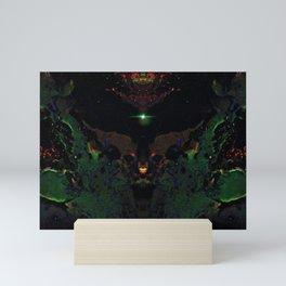 Alien Anger Mini Art Print