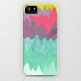 Imagine forest iPhone Case