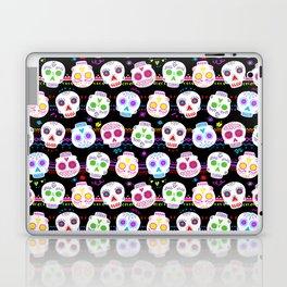Day of the Dead Sugar Skulls Laptop & iPad Skin