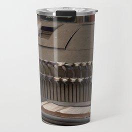 Old Cash Register Travel Mug