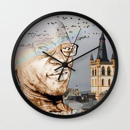TRIER mon deuxième patrie Wall Clock