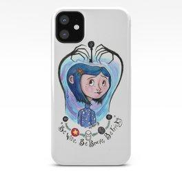 Coraline Jones iPhone Case