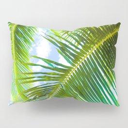 Aloha Lāhainā Palms Maui Hawaii Pillow Sham