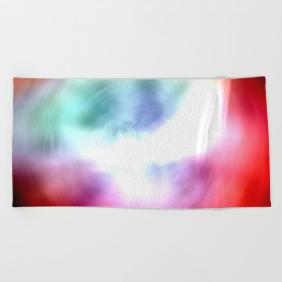 γ Pegasus Beach Towel