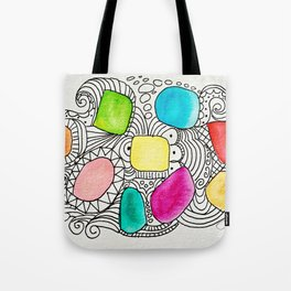 Going Crazy Tote Bag
