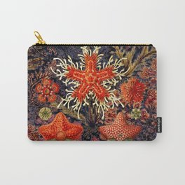 Ernst Haeckel Starfish Carry-All Pouch