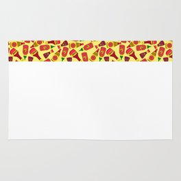Condiments and Sauces Rug