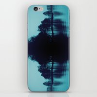 finland iPhone & iPod Skins featuring Finland Mysteries by Onaaa
