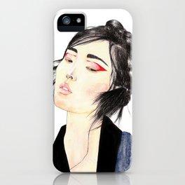 Kazakami ni iPhone Case