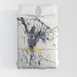 My Schizophrenia (9) Comforters