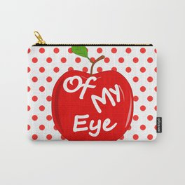 Apple Of My Eye Carry-All Pouch