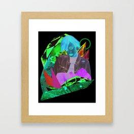 Bloom #5 Framed Art Print