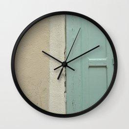 old door Wall Clock